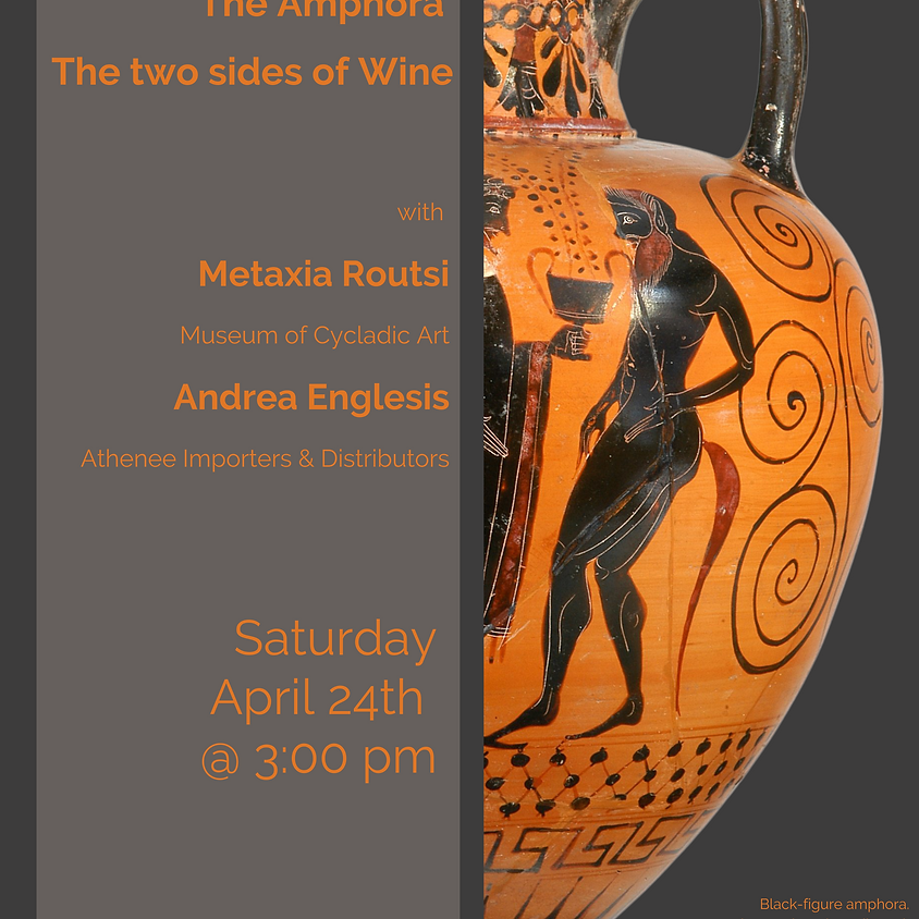 The Amphora | The two sides of Wine