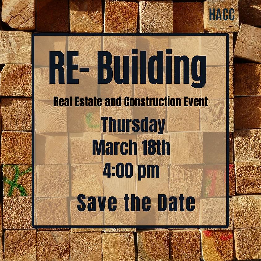 RE- Building Real Estate & Construction Event