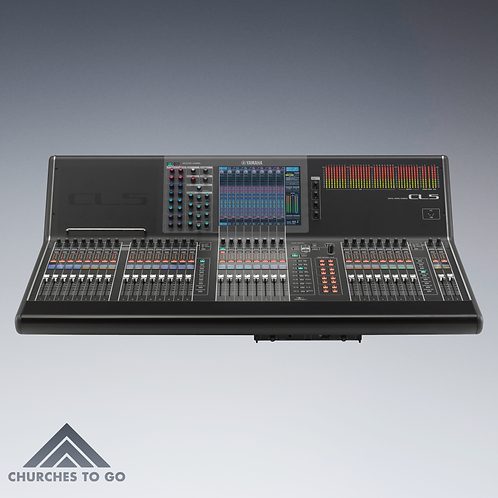 YAMAHA CL5 MIXING CONSOLE