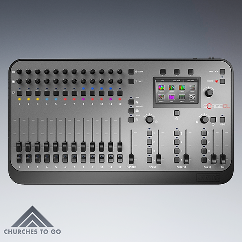 JANDS CL STAGE LIGHTING CONSOLE