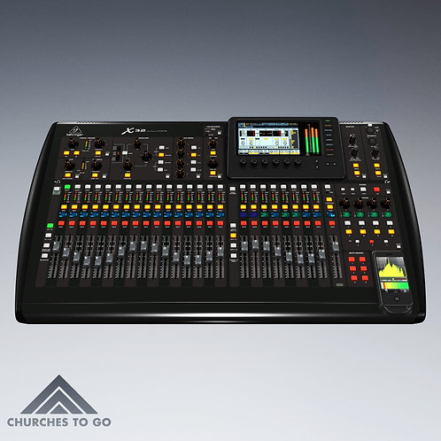 BEHRINGER X32 DIGITAL MIXING CONSOLE FULL VERSION