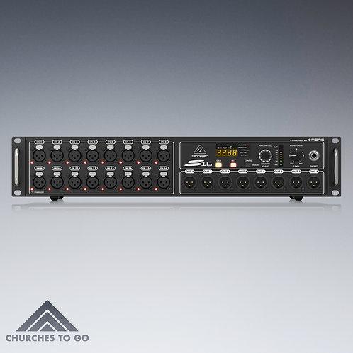 BEHRINGER S16 I/O BOX