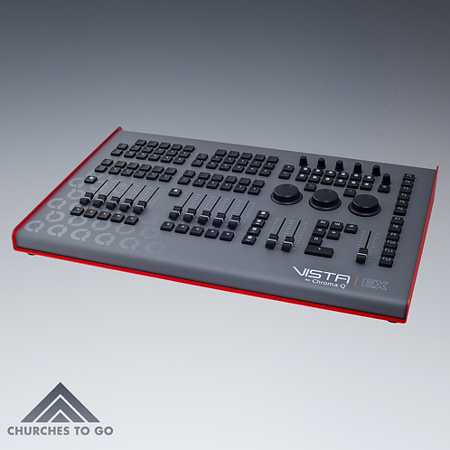 CHROMA-Q VISTA EX LIGHTING CONTROLLER