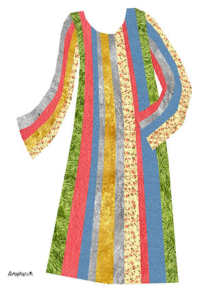 Woolen tunic - כתונת פסים