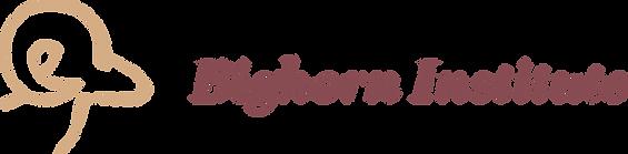 Bighorn Institute Logo