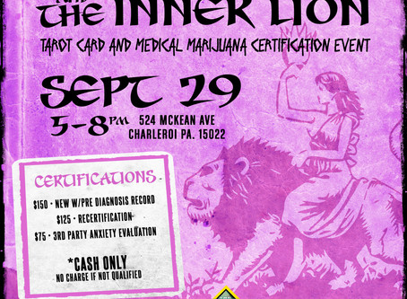9/29 Self Love and the Inner Lion