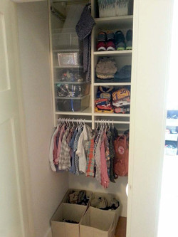 Playroom Closet - After