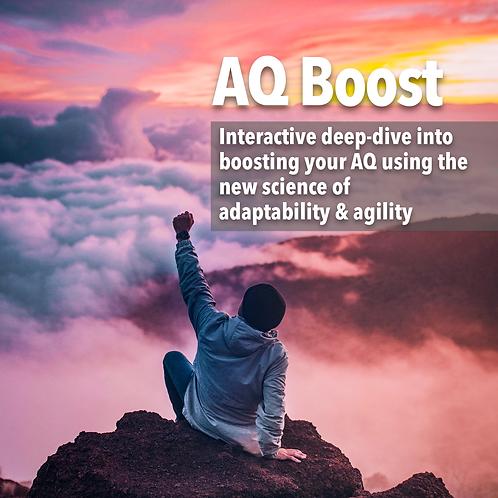 AQ Assessment & AQ Boost (July 24)