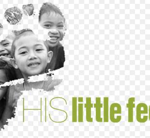 Children of God - His Little Feet