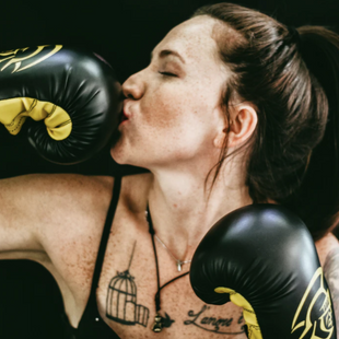 Boxing Lessons With Laura