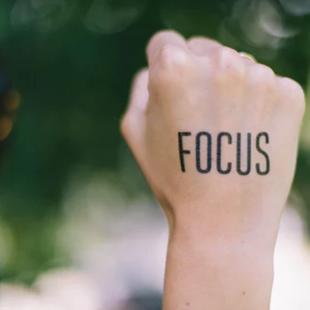 One Goal - One Focus