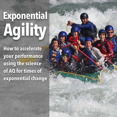 Exponential Agility™ (Aug 29)