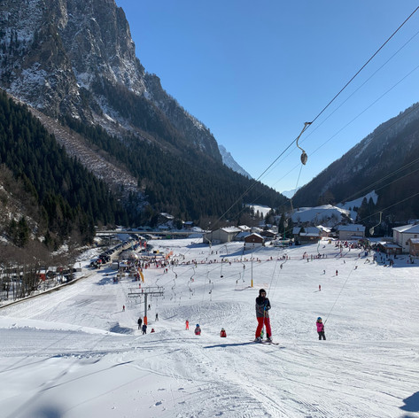 ALPINES SKIFAHREN / SNOWBOARDING