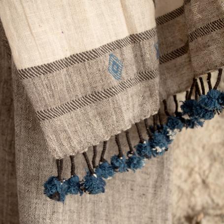 Kala Cotton Shawl