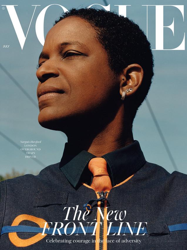 Vogue, Jul 2020