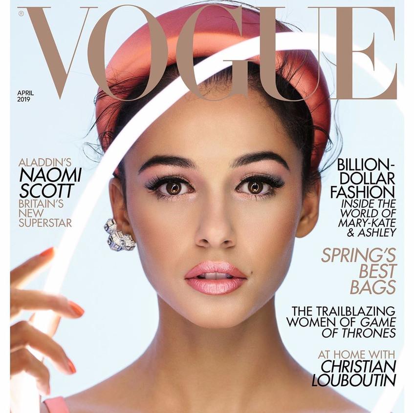 Edward Enninful, Editor-in-Chief at British Vogue