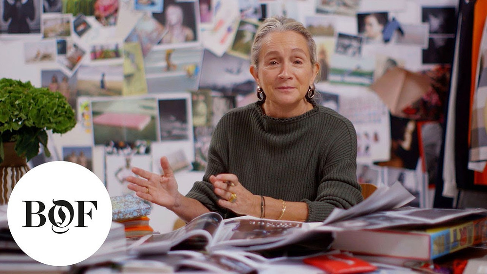 Styling with Lucinda Chambers by Business of Fashion