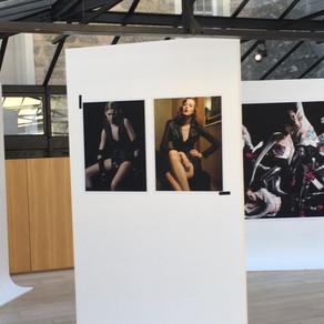 Mondino's Exhibition in Paris