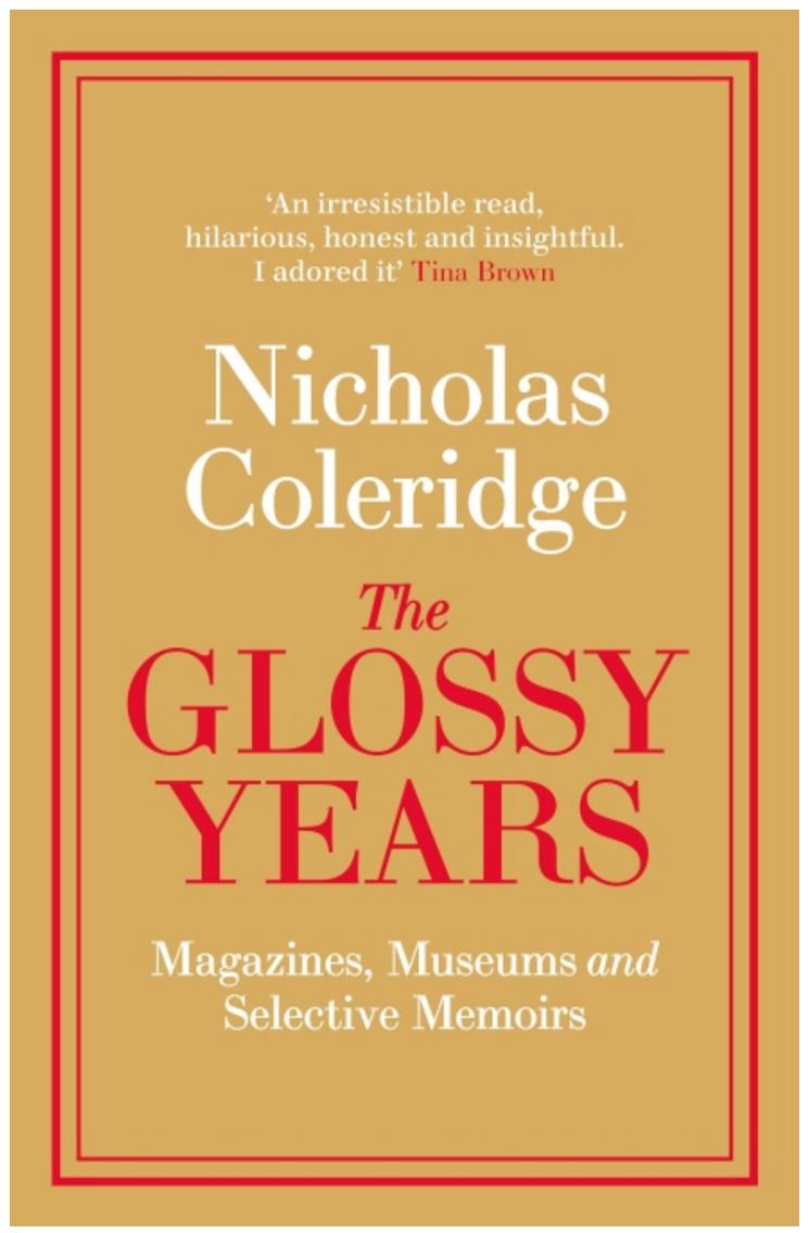 Nicholas Coleridge
