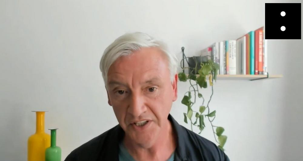 Martin Raymond, LinkedIn live streaming session