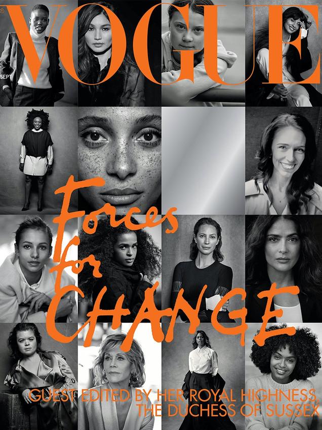 Vogue, Jul 2019