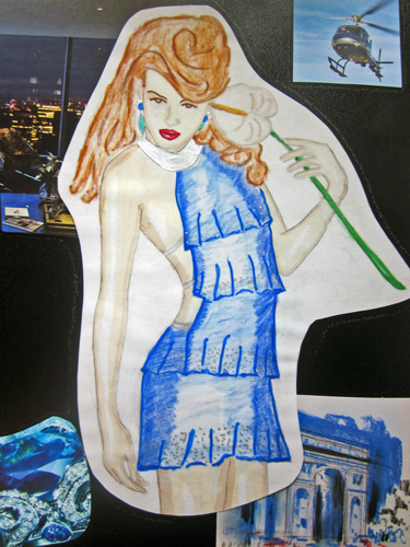 Lina Vaz fashion design