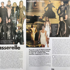 'From Screen to Catwalk'