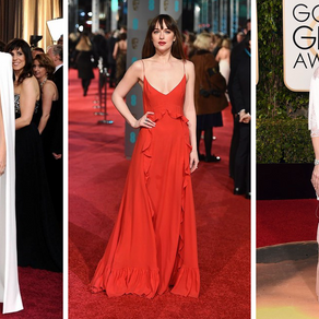 Top 25 Red Carpet Dresses