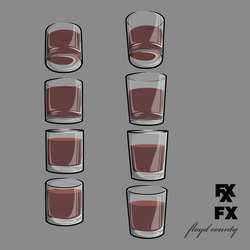Lowball Glasses - Prop Angles