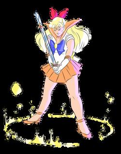 Holy Sword Venus