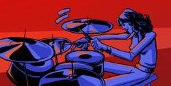 Drum Layout