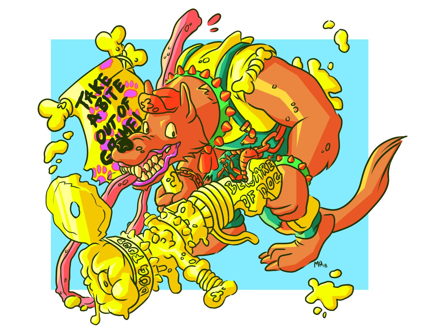 Junkyard (Toxic Crusaders)