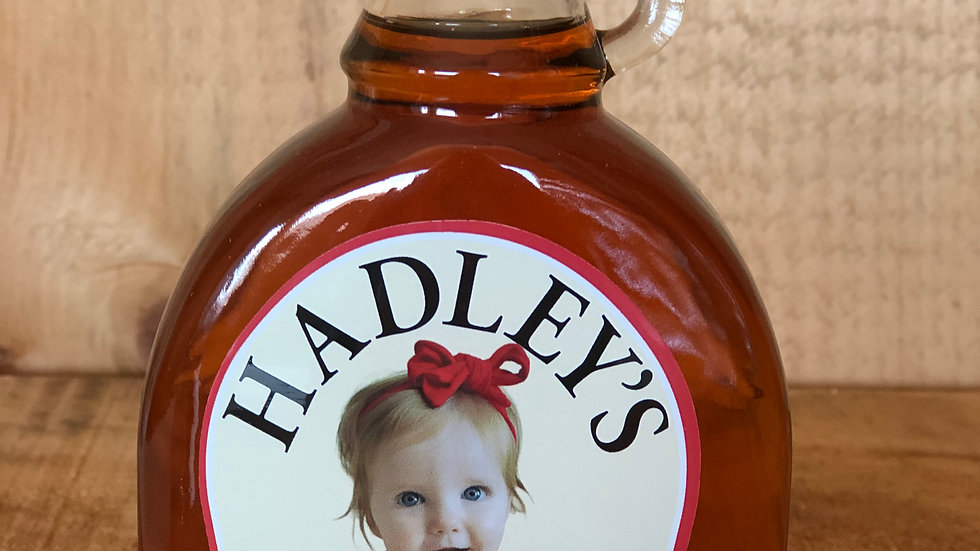 Hadley's Maine Maple Syrup - 12oz (glass bottle)