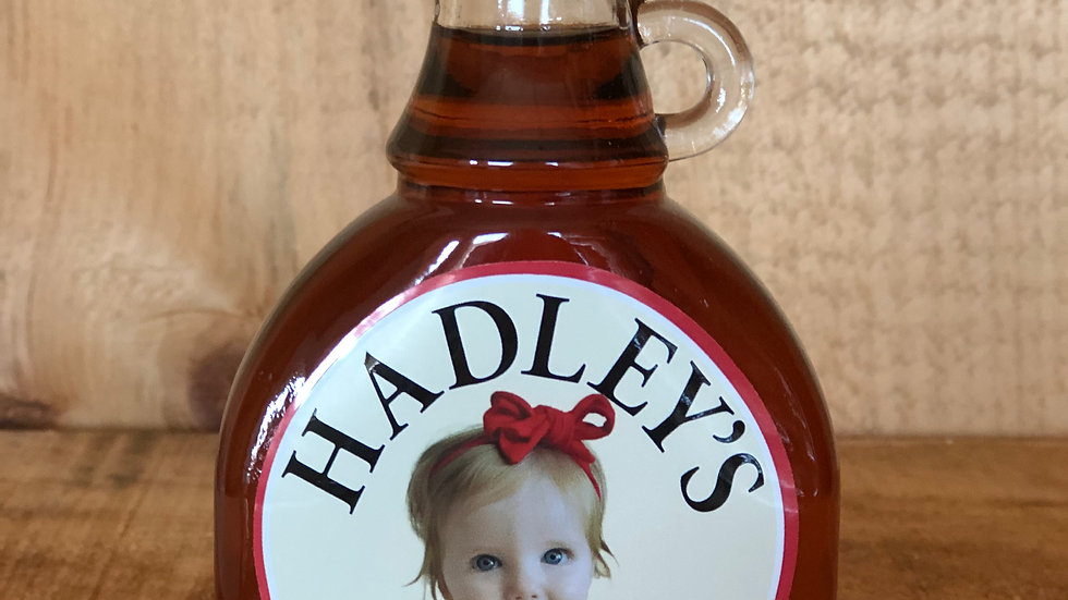 Hadley's Maine Maple Syrup - 8oz (glass bottle)