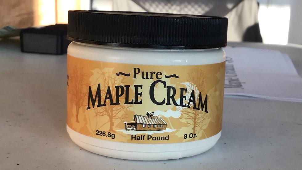 Maple Cream 8 oz.