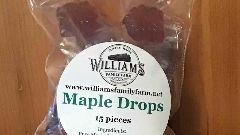 Maple Drops 15pc.