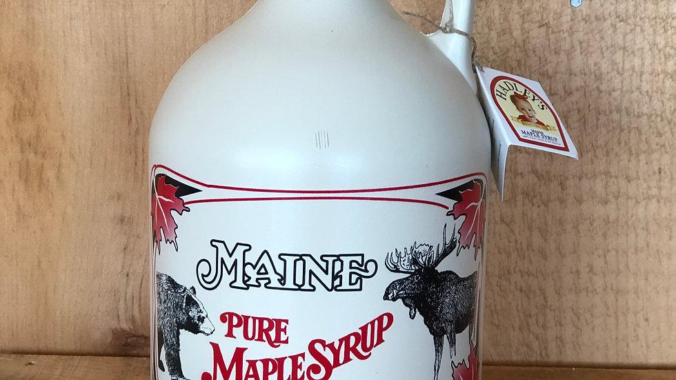 Hadley's Maine Maple Syrup - Gallon