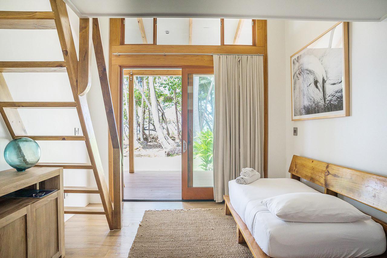 preeeninc beran island downstairs bedroom