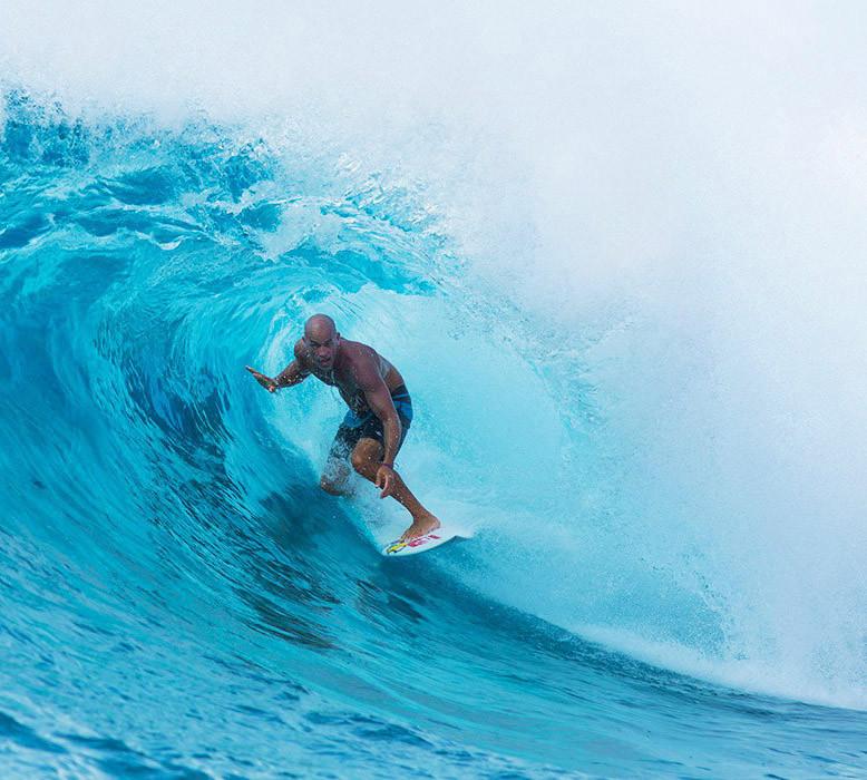 BERAN ISLAND SURF LODGE