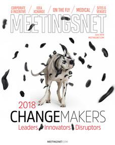MEETINGSNET.com: Changemakers 2018