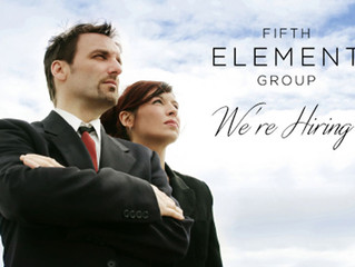 NOW HIRING: Sales Development Manager at Fifth Element Group