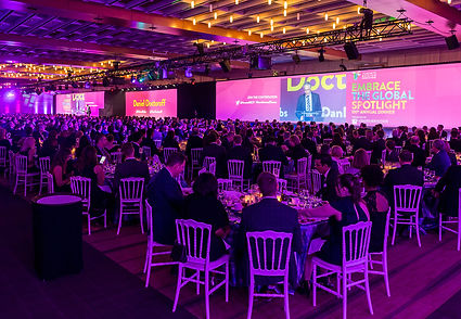 Industry Leading Event Design