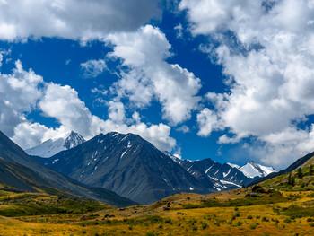 Летнее путешествие на Алтай. За водой