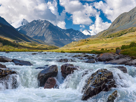 Летнее путешествие на Алтай. Начало