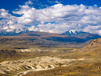Летнее путешествие на Алтай. За Чаган-Узун