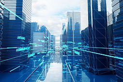 abstract-3d-buildings-in-future-smart-ci