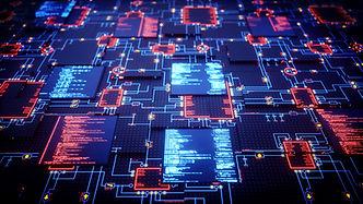 Futuristic-Circuitry-Close-Up-822081298_