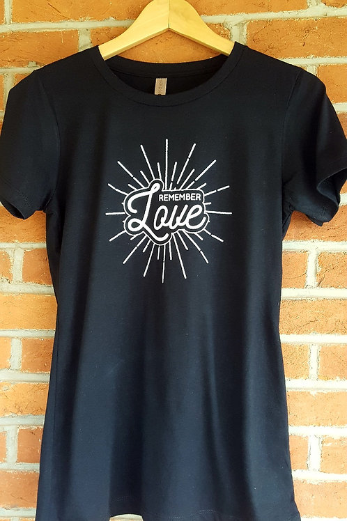 Remember Love tee