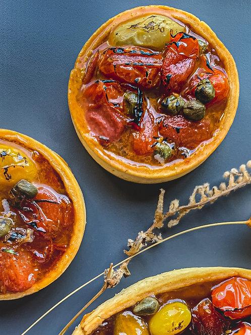 Tortinha de Tomate Confitado (Pequena)