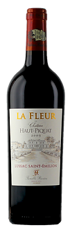 chateau la fleur haut piquat lussac saint emilion grand vin bordeaux